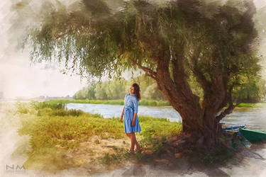 Autumn by Makusheva