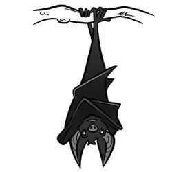 Bat by binarygodcom