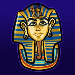 Tut's Funerary Mask by binarygodcom