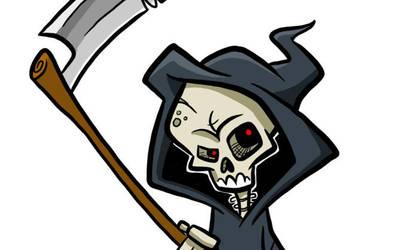 Grim Reaper by binarygodcom