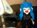 MY FIRST PLUSHIE :D by ShiroiKiba88
