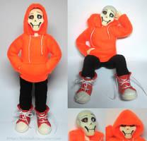 Underswap Papy Doll by krikdushi