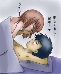 JenRuki: Aishiteru Yo, Ruki by NaruTard456