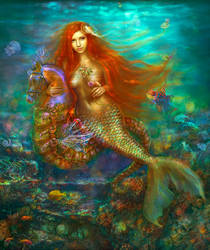 Mermaid by Poglazovs
