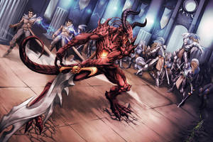 Demon Hacks by Chaos-Draco