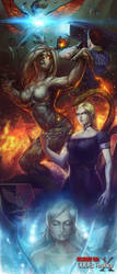 Alexia Ashford RES code veronica by Chaos-Draco