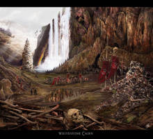 SOI - Whitestone Cairn by chermilla