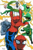Spiderman E3 2018 by DisintegrationStreet