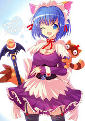 Magical Maid Koyori : Nurse Witch Komugi by yodori