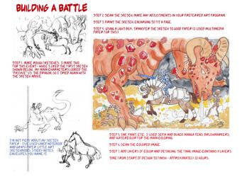 Building a Battle Tutorial by Murasaki99