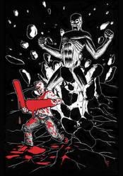 Billy Demon Slayer by Practicecactus