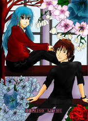portada manga by sorriso-ayumu