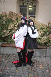 Inu x boku SS: Two of a kind by Fuwamii