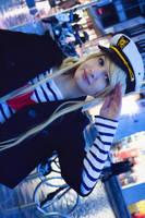 K-on! Listen - Aye captain! by Fuwamii