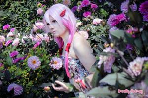 GC - Inori flower dress V by Fuwamii