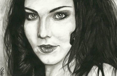 Amy Lee by Sylpheah