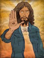 He Is Risen by qrowdad