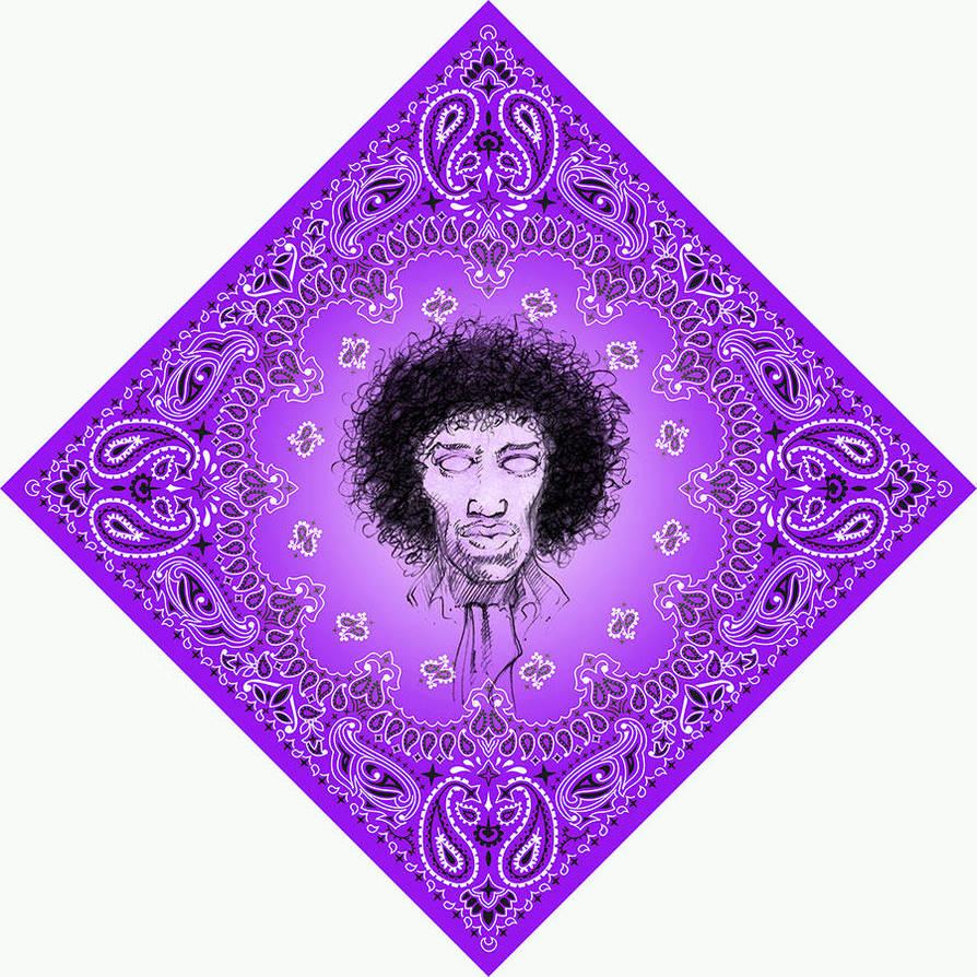 Shroud of Hendrix by qrowdad
