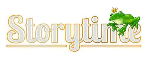 StorytimeLogo1 by qrowdad