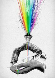 Rainbow falls by yetix83