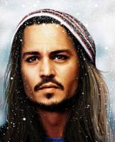 J Depp by ecilARose