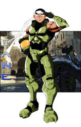 Spartan 124 by Y2Dane