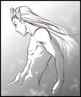 Ansem sketch by teamsugoi1