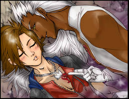 A Captured Heart: Sora x Ansem by teamsugoi1