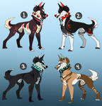 Canine Adpopts [3/4 Open] by Bae-Adopts