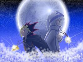 YuGiOh Monster World - Return by Ninjam117