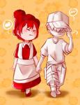 Hataraku saibou by Twinscomics