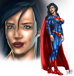 Superwoman by JosFouts