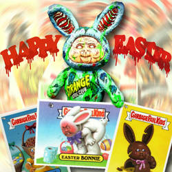 One Helluva STRANGE Easter! by LeisureSuitLucifer