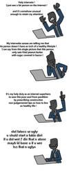 Tumblr anon's healthy advice by garsedj