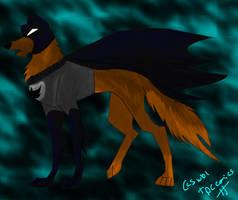 Danananananananaaaa by Sierra-wolf101
