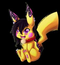 CM: lavenderwolf by Flygon017
