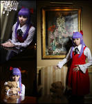 Majo No Ie - The Witch's House: Ellen, The Witch by silverharmony