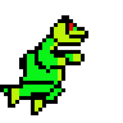 Gex.exe (Flying Sprite) by GamingChiliHedgehog