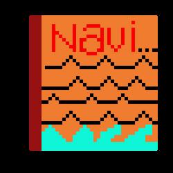 Navigation Book (Original Design) by GamingChiliHedgehog