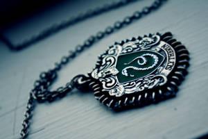 Slytherin by Maddybloom