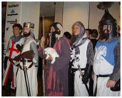 Dragon Con 2006: Monty Python by LaMenta3