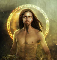 Magic-warrior by lHaNaNe