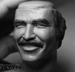 Burt Reynolds Smokey Bandit 2 by sunohc