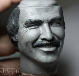 Burt Reynolds Smokey Bandit 4 by sunohc
