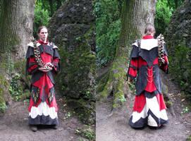 LARP - wizard's robe by AtelierSonnenschein