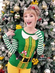 Casual Buddy the Elf by Tara Cosplay by TaraCosplay