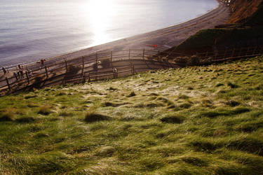 English seaside by Sartr
