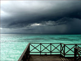 Maldives Storming by Dune-sea
