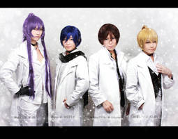 Vocaloid-4mangroup-gakupo by CE-Ciel