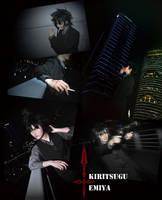 Fate Zero -Kiritsugu Emiya by CE-Ciel